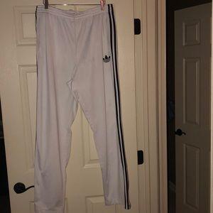 Vintage Men's Adidas Firebird Track Pants Size XL